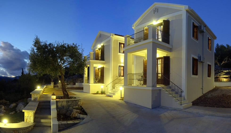adastra suites ithaca island greece